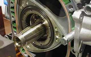 Двигатель ванкеля расход топлива