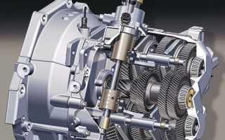 Статьи; Как работает механическая коробка передач