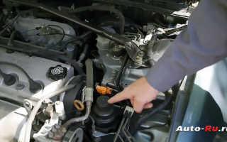 Что такое опроры двигателя