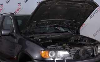 Замена масла в АКПП BMW X5 E53