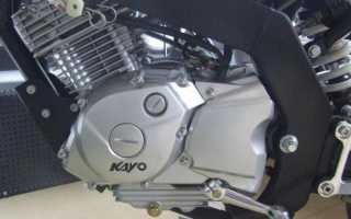 Двигатель kayo 125 характеристики