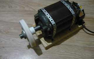 Электрический двигатель и что можно сделать