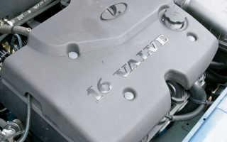 8 клапанный двигатель на каких машинах