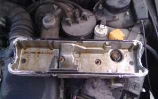 Как делается замена клапанов ВАЗ-2114 8 клапанов своими руками