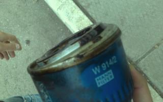 Вытекает масло из двигателя 2114 причина