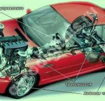 Что такое ходовой двигатель
