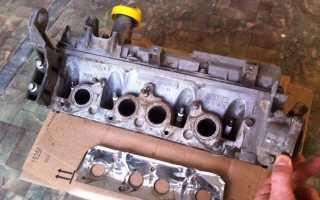 Замена прокладки ГБЦ и еще чуть-чуть — Renault Logan, л, года на DRIVE2