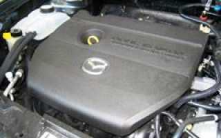 Ремонт двигателя Mazda CX-7 (Мазда СХ-7)