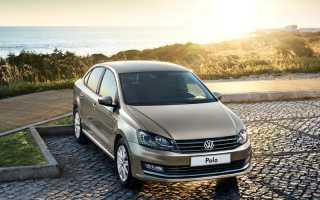 Профессиональная замена салонного фильтра на Фольксваген Поло седан (VW Polo sedan)
