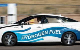 Чем опасен водородный двигатель
