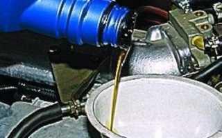 Какое лучше заливать масло в инжекторный 8 клапанный двигатель ВАЗ-2114