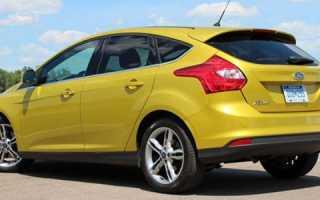 Замена сайлентблоков передних рычагов Ford Focus 2