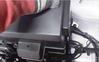 Форд фокус 2 замена термостата