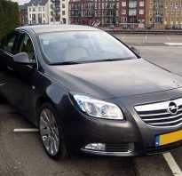 Opel insignia двигатели расход