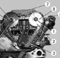 Замена цепей ГРМ УАЗ Патриот (инструкция, фото) UAZ Patriot (3163-010, 3163-012, 3163-020, 3163-022, 3163-032)
