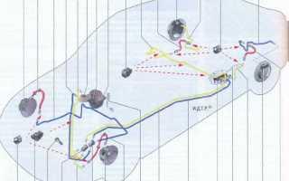 Тормозная система автомобиля Lada Granta 2190