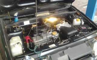 Признаки подсоса воздуха в двигателе и поиск проблемного места