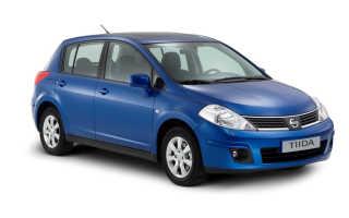 Качественная замена шаровой Note (Nissan Note) в автосервисе