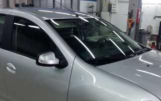 Кузовной ремонт Рено Логан с использованием передовых технологий
