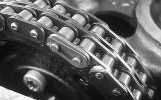 Проверка и замена цепи ГРМ Nissan