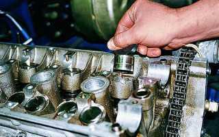 Газель 406 двигатель холодного