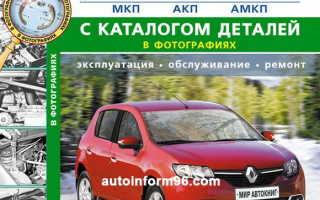 Скачать бесплатно Renault Logan II