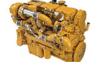 Двигатель caterpillar c13 технические характеристики
