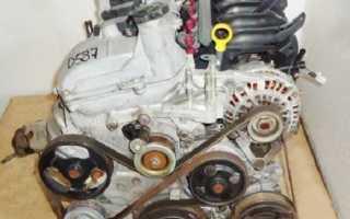 Как поменять ремень генератора на Мазде СХ 5 и других моделях своими силами
