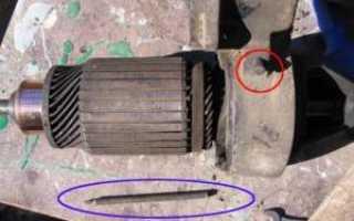 Толковые советы автомастеров: стартер ВАЗа 2107
