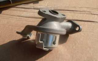 Замена крана отопителя на ВАЗ-2104-2107