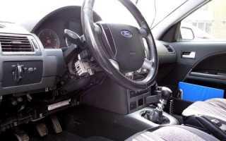 Форд мондео 4 не заводится