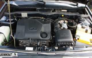 Почему троит инжекторный 8 клапанный двигатель ВАЗ 2114