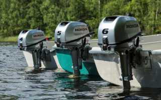 Двигатели на резиновую лодку хороший
