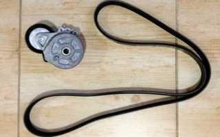 Как самостоятельно осуществить замену ремня генератора на Пежо 308 и других моделях