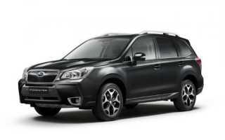 О двигателях для Subaru Forester