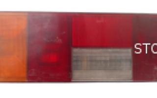 Не работают стоп-сигналы (стопы) на ВАЗ 2108, 2109, 21099