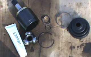 Замена внутренней гранаты ВАЗ