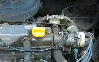 Что такое атмосферный двигатель 2110