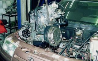 Что такое строение двигателя