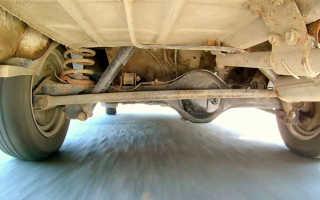 Что такое подвес двигателя