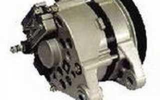 Втягивающее реле стартера: устройство, неисправности, ремонт