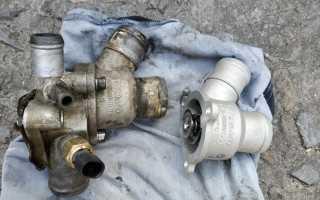 Замена термостата на ВАЗ 2114 (2110, 2109, Калина) 8 клапанов