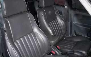Какие сидения подходят на ВАЗ 2110 – выбираем лучшие