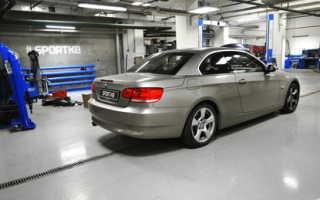 Замена масла в раздатке BMW E90 и E92