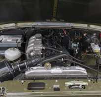 Что такое двигатель уаз 100