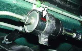 Топливный фильтр ВАЗ 2113/2114/2115