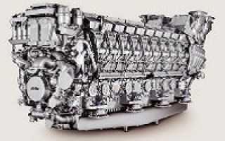 Что имеет дизельный двигатель