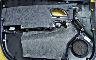 Как быстро снять обшивку и разобрать двери Kia Rio 3