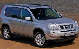 Умелая замена лампочки Ниссан Х-Трейл Т31 (Икстрейл) / Nissan X-Trail T31 ближнего света и габаритов