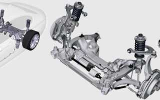 Подвеска BMW – правильная диагностика и качественный ремонт